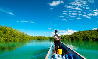 Environmental Monitoring in Raja Ampat
